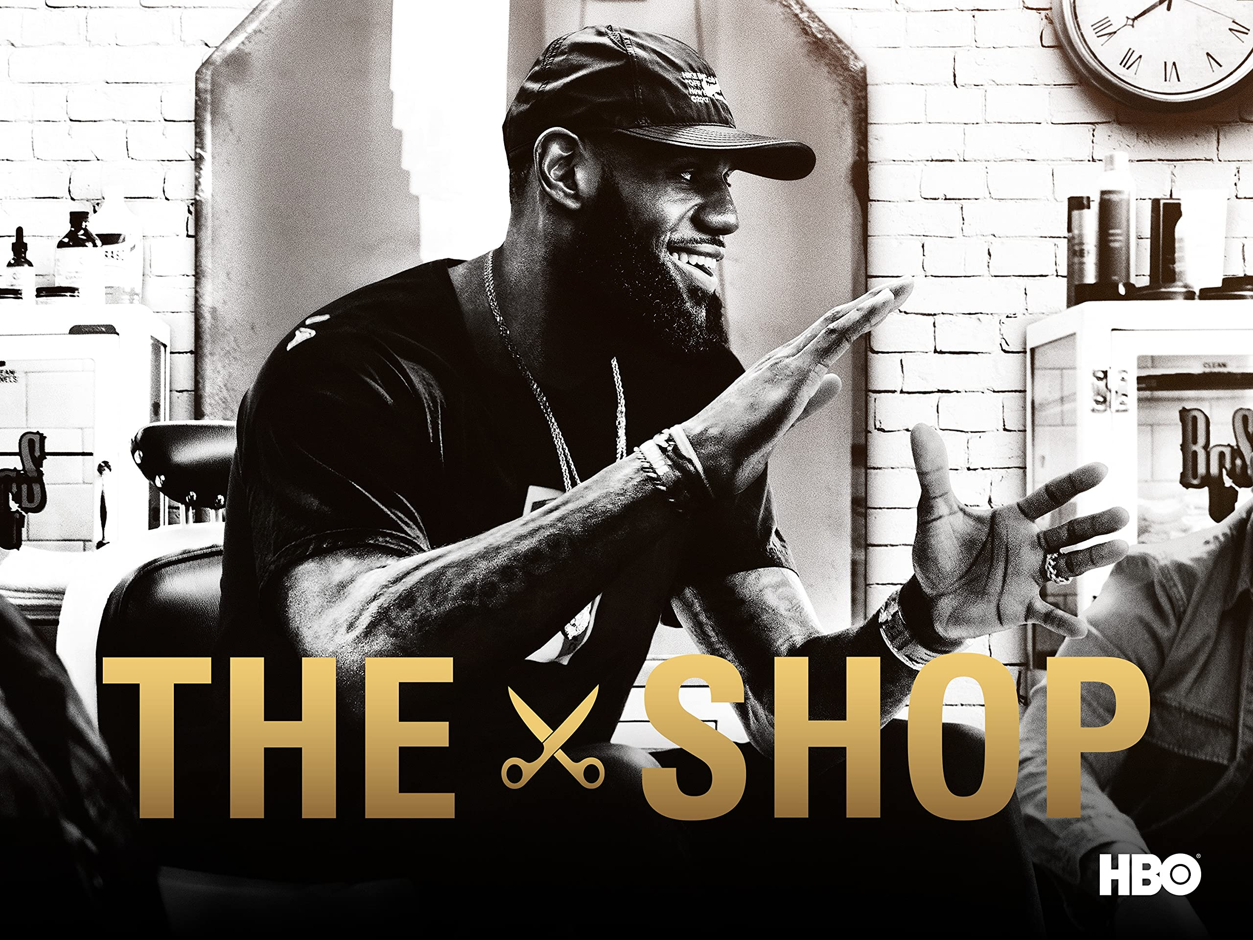 HBO The Shop